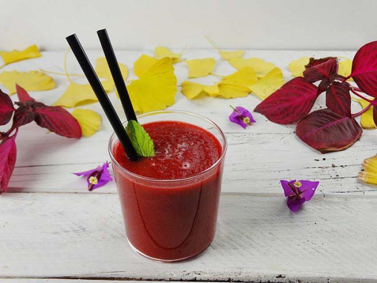 zumo de remolacha - zumo detox