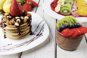 3 ideas de desayunos saludables