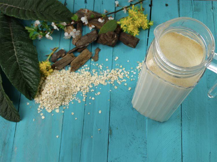 Cómo preparar leche de avena en casa