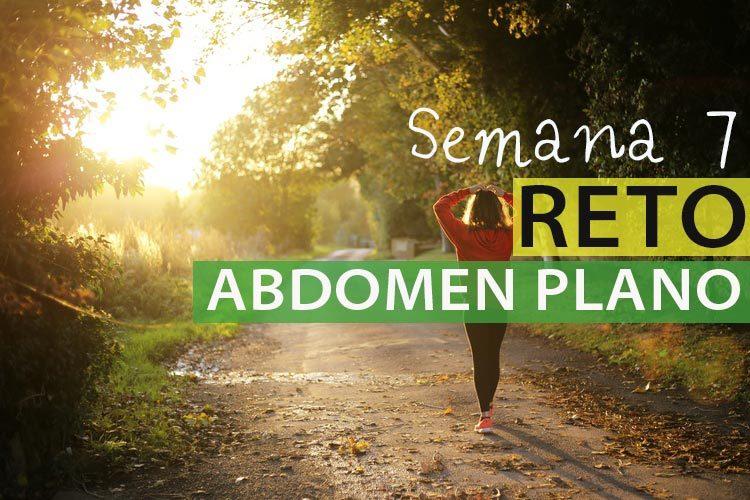 Reto abdomen plano 7
