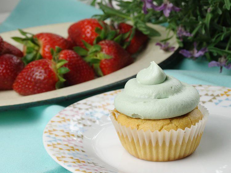 buttercream o frosting vegano