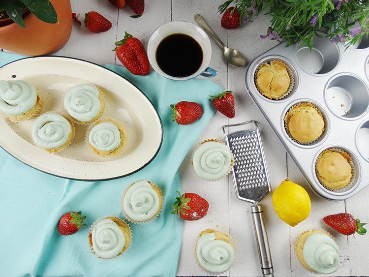 Cupcakes sin gluten