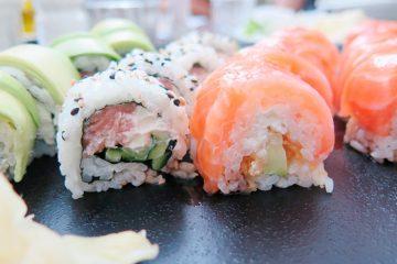 Receta Maki Sushi Casero
