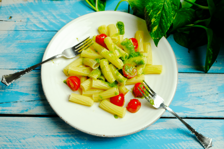 Salsa Pesto Receta