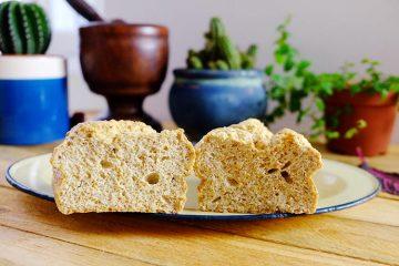 Pan sin harina que no engorda