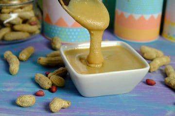 La mejor crema de cacahuete